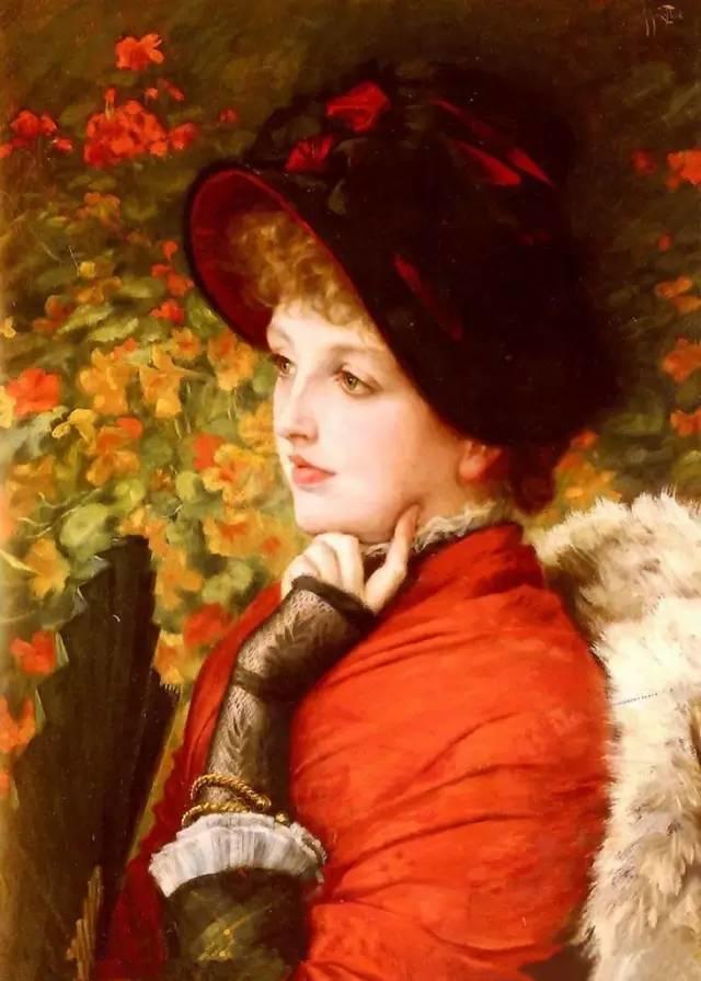古典油画里有一种美,叫丰满插图23