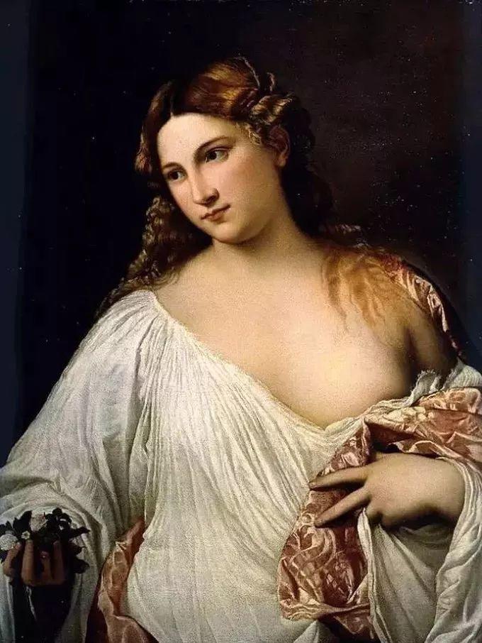 古典油画里有一种美,叫丰满插图27