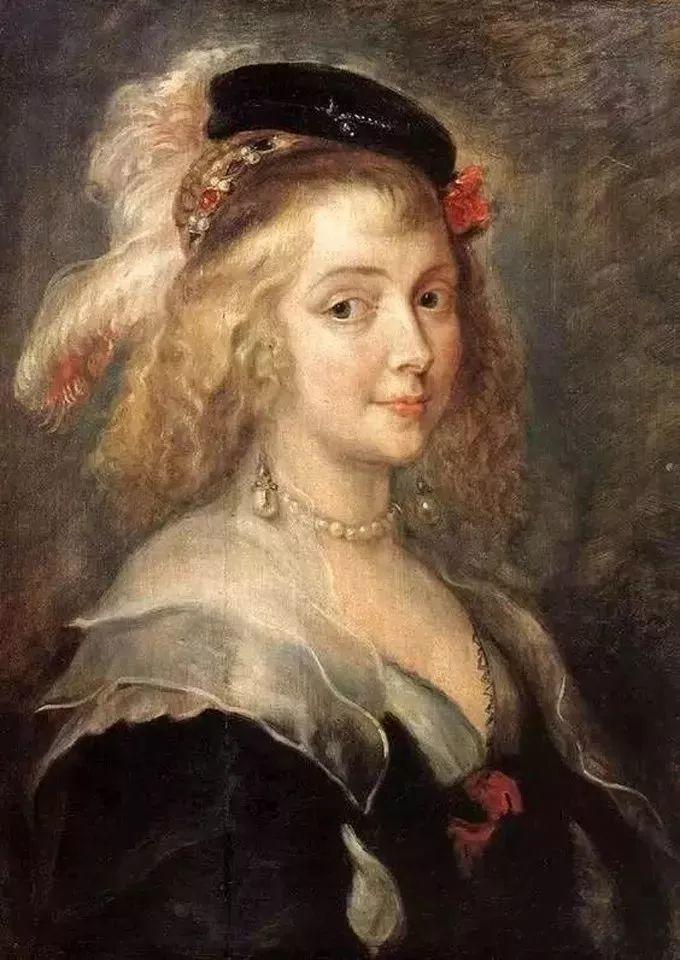 古典油画里有一种美,叫丰满插图31