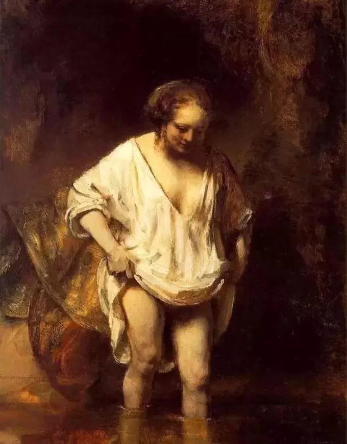 古典油画里有一种美,叫丰满插图33