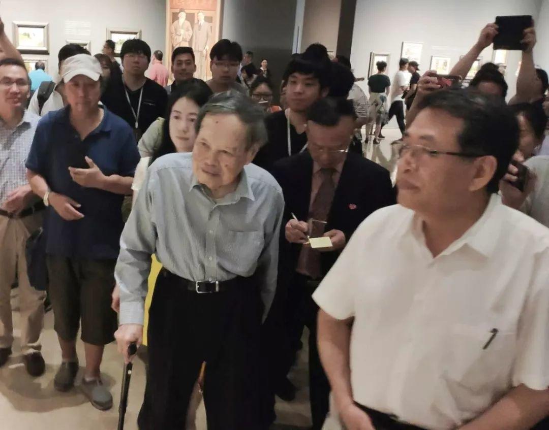 杨飞云最新中外写生艺术大展插图49