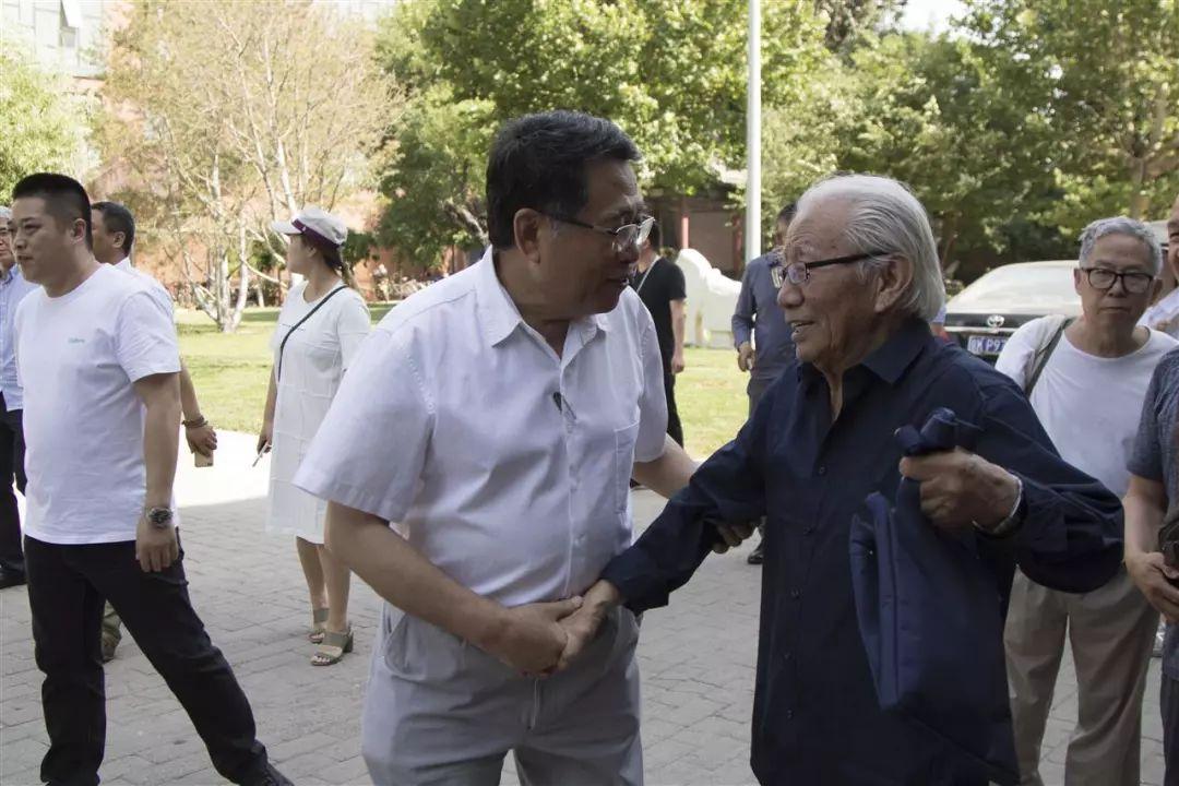 杨飞云最新中外写生艺术大展插图57