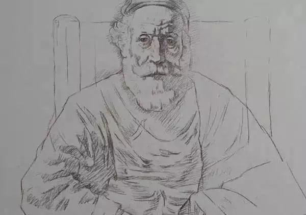 光影大师伦勃朗的油画步骤插图2