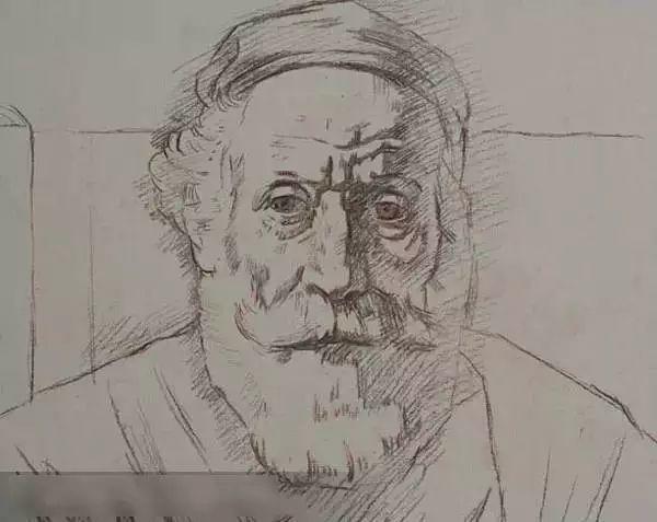 光影大师伦勃朗的油画步骤插图4