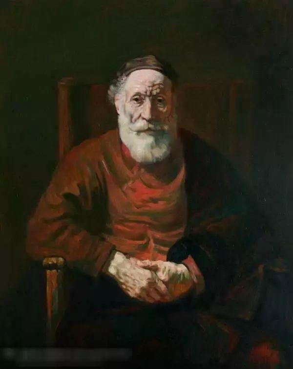 光影大师伦勃朗的油画步骤插图11