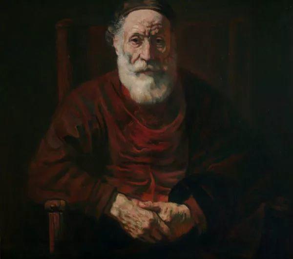 光影大师伦勃朗的油画步骤插图12