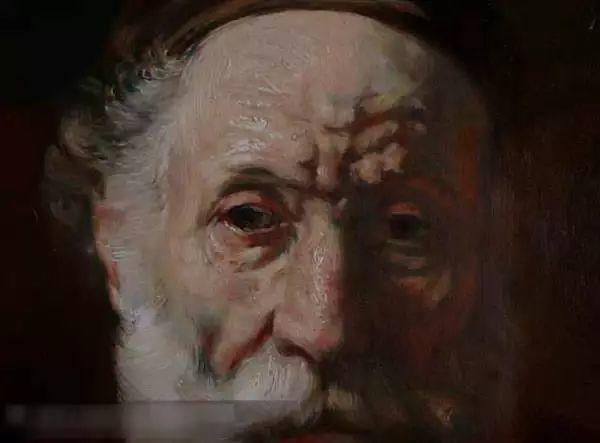 光影大师伦勃朗的油画步骤插图13
