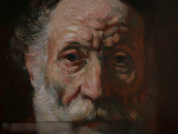 光影大师伦勃朗的油画步骤插图14