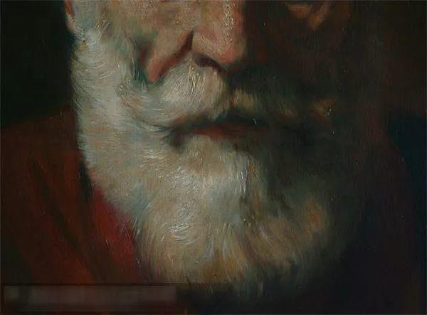 光影大师伦勃朗的油画步骤插图17