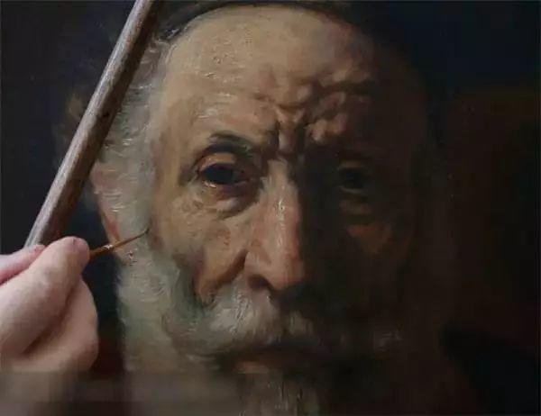 光影大师伦勃朗的油画步骤插图20