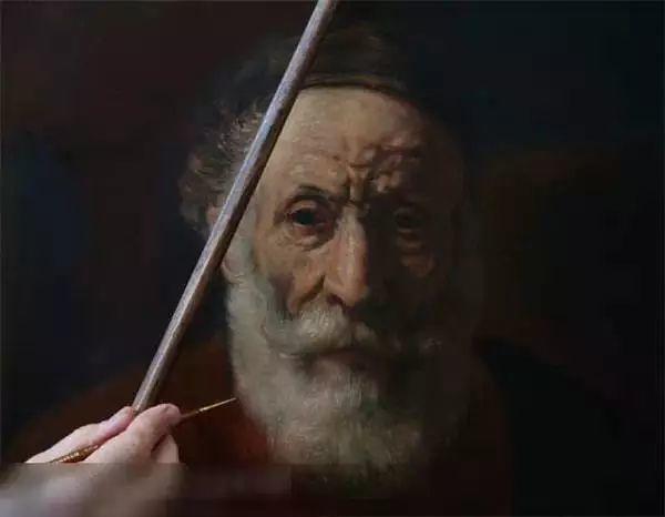光影大师伦勃朗的油画步骤插图21