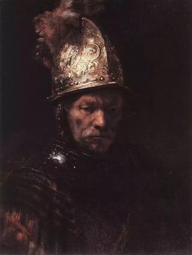 光影大师伦勃朗的油画步骤插图23