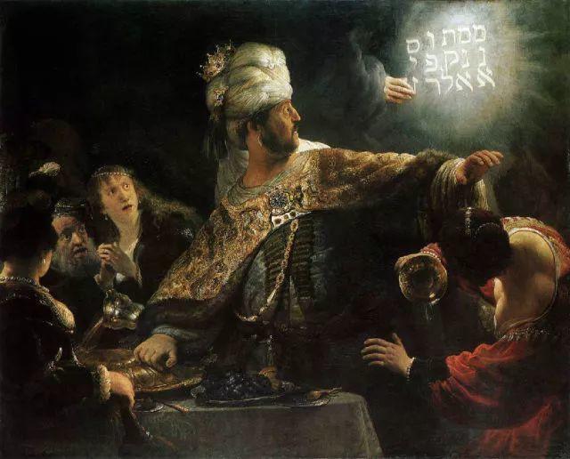 光影大师伦勃朗的油画步骤插图32