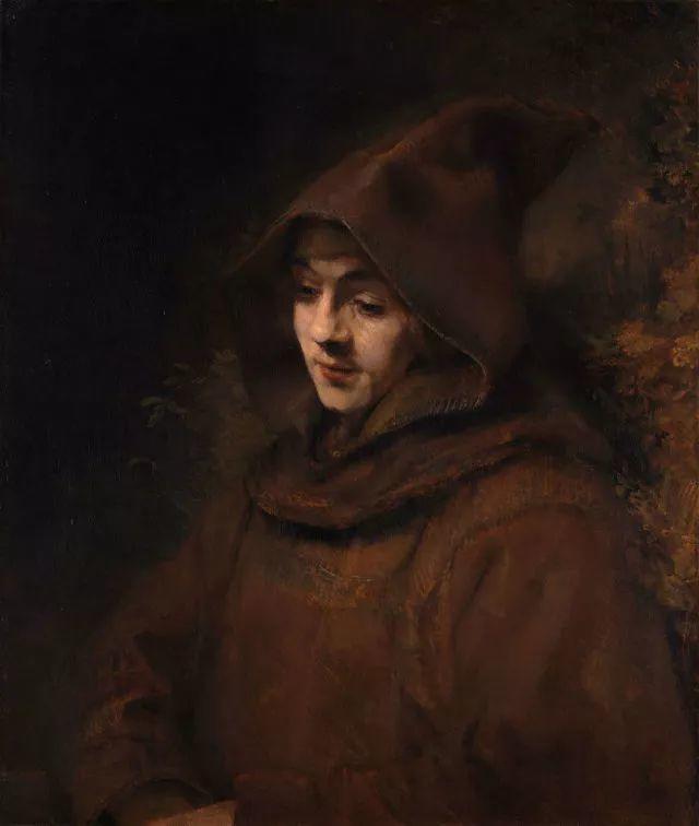 光影大师伦勃朗的油画步骤插图33