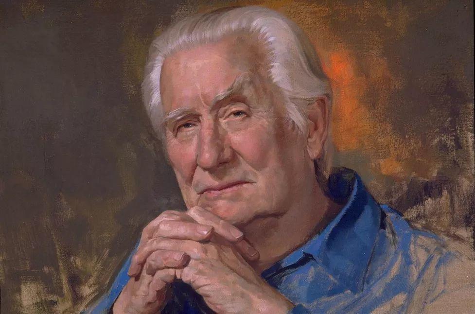 人物油画 美国现代著名画家William Whitaker插图30