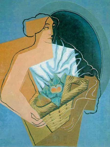 """胡安·格里斯""""立体主义绘画""""作品欣赏插图17"""