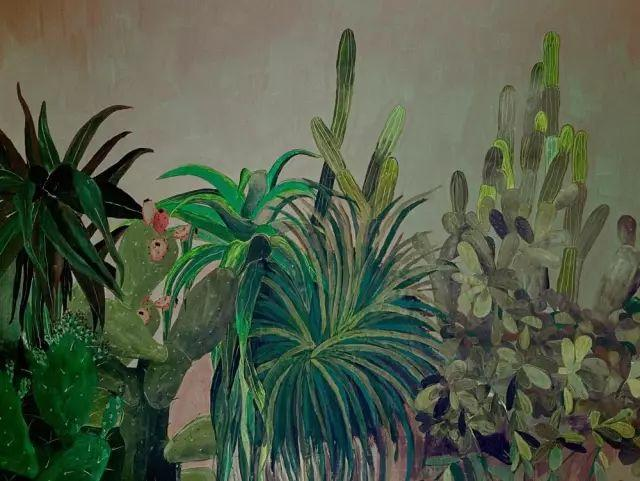 她的植物画里,总能感受到栩栩如生插图22
