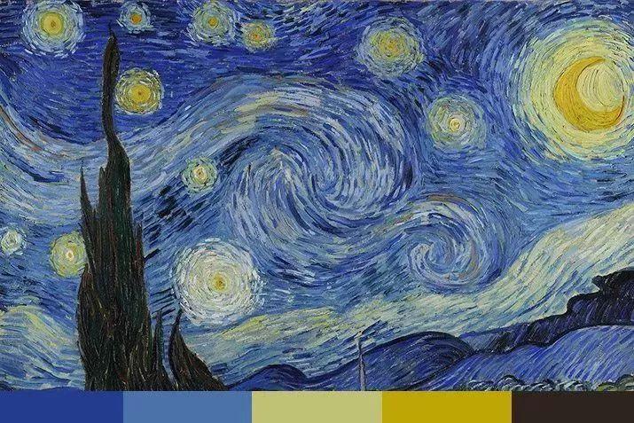 有一种色彩,叫梵高插图3
