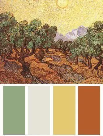 有一种色彩,叫梵高插图11