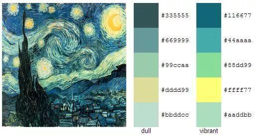 有一种色彩,叫梵高插图15