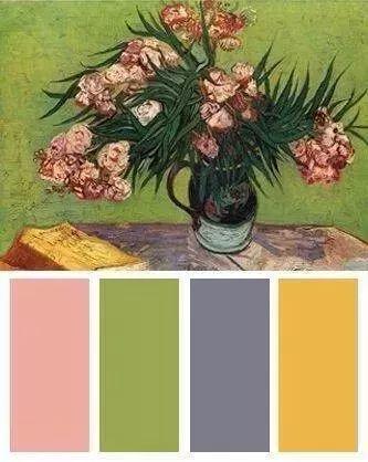 有一种色彩,叫梵高插图17