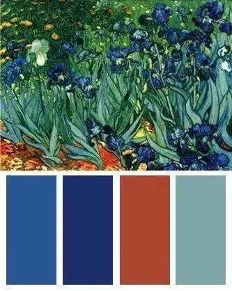 有一种色彩,叫梵高插图21