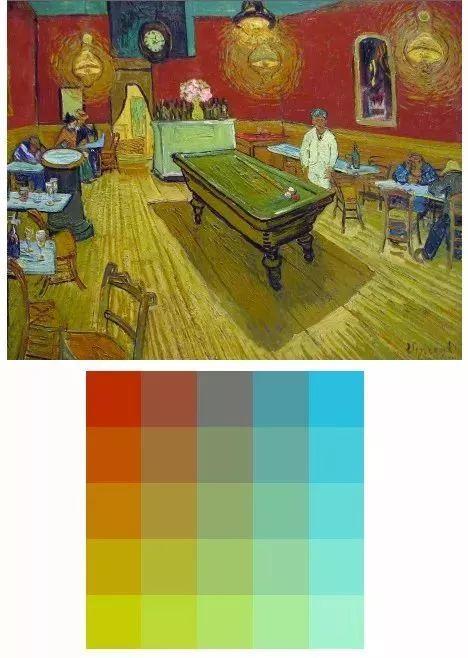 有一种色彩,叫梵高插图25