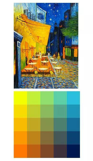有一种色彩,叫梵高插图27