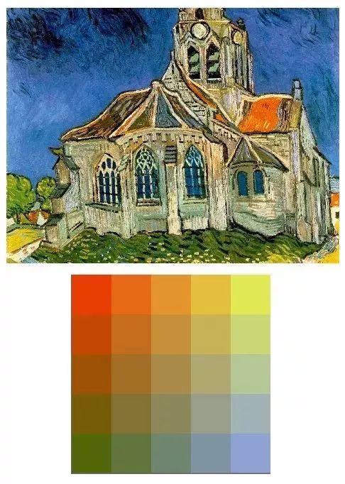 有一种色彩,叫梵高插图29