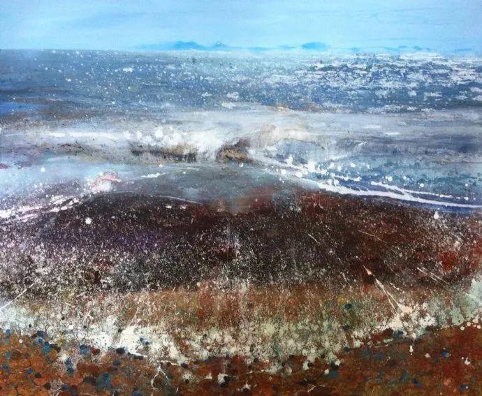 梦幻般的丙烯风景画——英国Lorna Holdcroft插图10