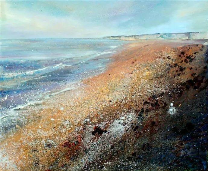 梦幻般的丙烯风景画——英国Lorna Holdcroft插图37