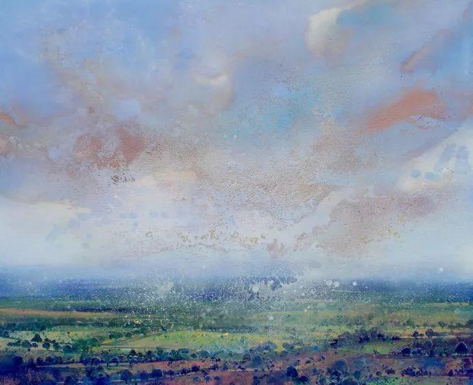 梦幻般的丙烯风景画——英国Lorna Holdcroft插图47