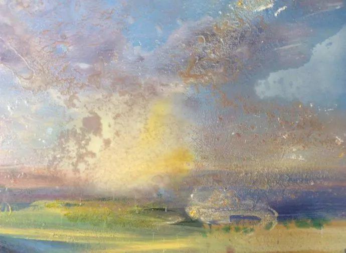 梦幻般的丙烯风景画——英国Lorna Holdcroft插图51