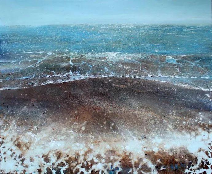 梦幻般的丙烯风景画——英国Lorna Holdcroft插图77