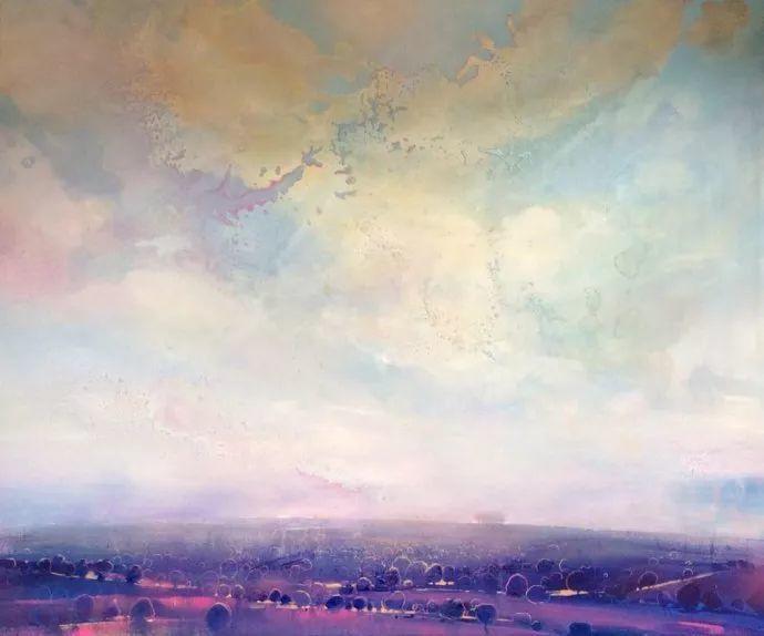 梦幻般的丙烯风景画——英国Lorna Holdcroft插图87