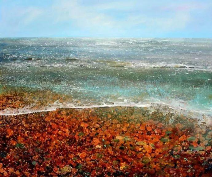 梦幻般的丙烯风景画——英国Lorna Holdcroft插图95