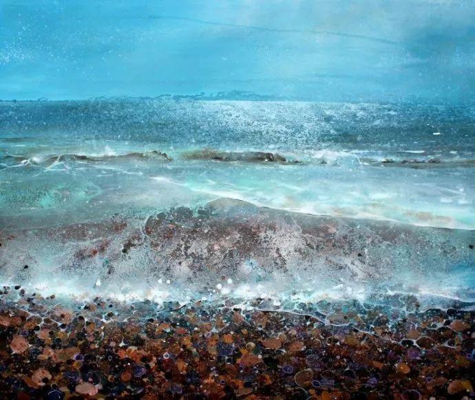 梦幻般的丙烯风景画——英国Lorna Holdcroft插图103