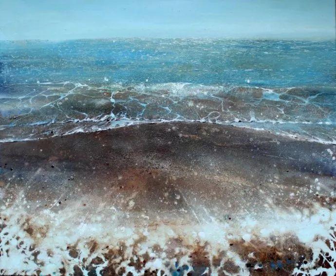 梦幻般的丙烯风景画——英国Lorna Holdcroft插图105