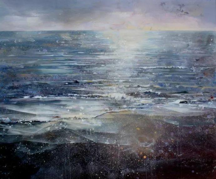梦幻般的丙烯风景画——英国Lorna Holdcroft插图107