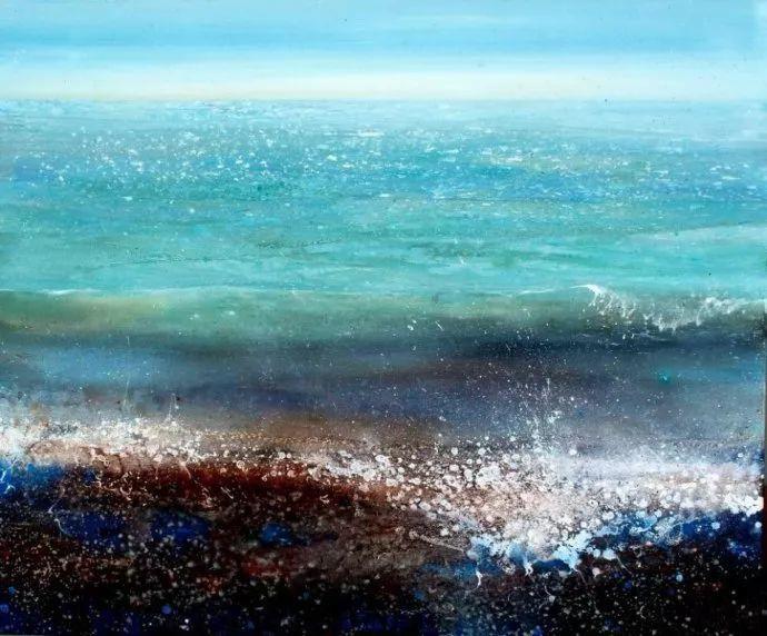 梦幻般的丙烯风景画——英国Lorna Holdcroft插图111