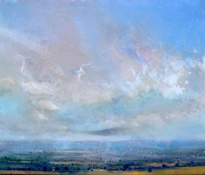 梦幻般的丙烯风景画——英国Lorna Holdcroft插图119