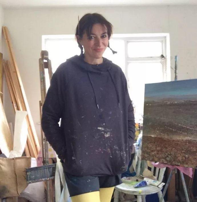 梦幻般的丙烯风景画——英国Lorna Holdcroft插图67