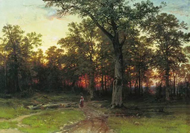 """他一生为万树传神写照 被人们誉为""""森林的歌手""""插图6"""