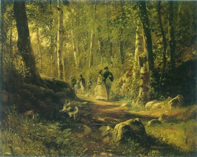 """他一生为万树传神写照 被人们誉为""""森林的歌手""""插图26"""