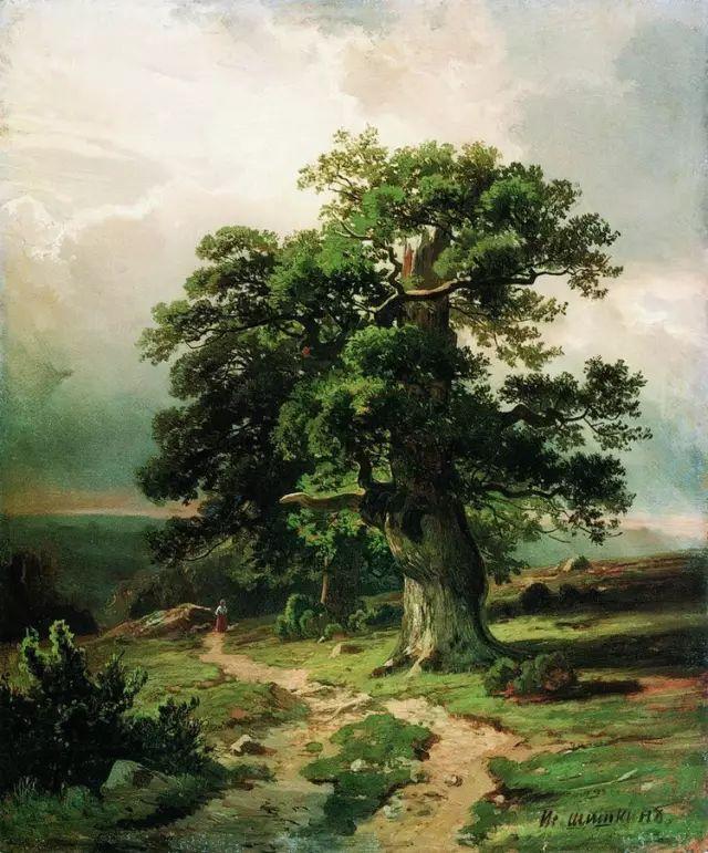 """他一生为万树传神写照 被人们誉为""""森林的歌手""""插图41"""