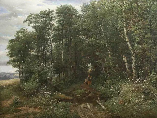 """他一生为万树传神写照 被人们誉为""""森林的歌手""""插图51"""