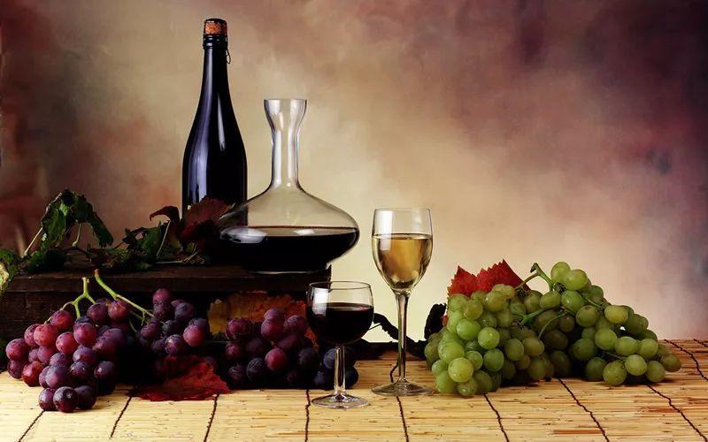 中外关于葡萄题材的绘画插图10