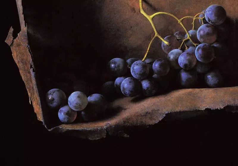 中外关于葡萄题材的绘画插图16