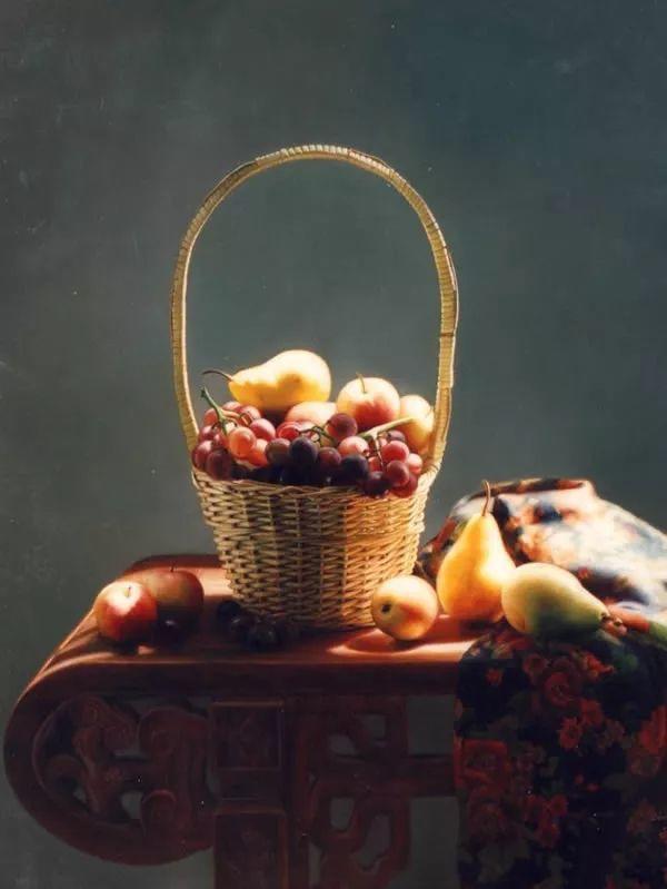 中外关于葡萄题材的绘画插图18