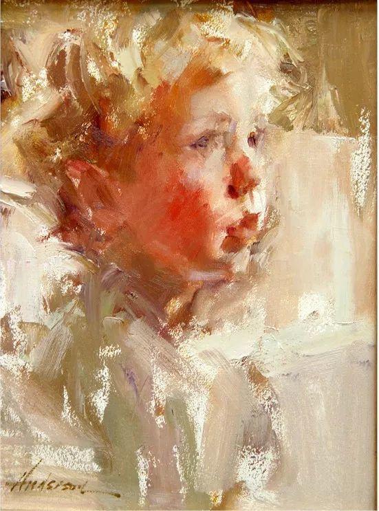 具象表现绘画 美国Carolyn Anderson插图45